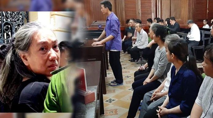 Video Buôn lậu ma túy vào Việt Nam, Việt Kiều Úc lãnh án tử hình