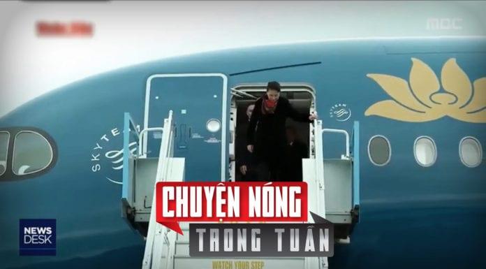 Vụ 'đi nhờ chuyên cơ,' trốn lại Nam Hàn: Quốc Hội VN coi thường dân chúng