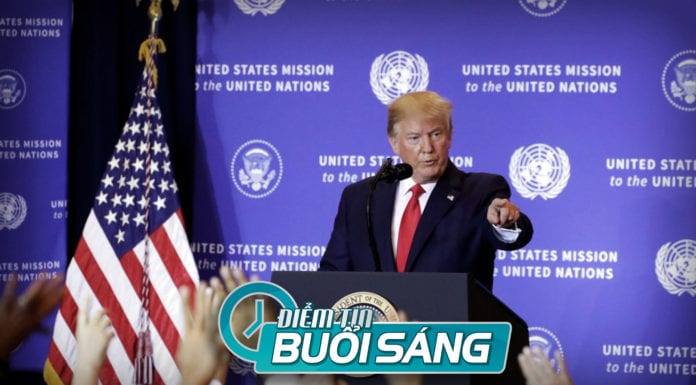 TT Trump tuyên bố hạn chế thị thực nhập cảnh đối với Iran, Venezuela