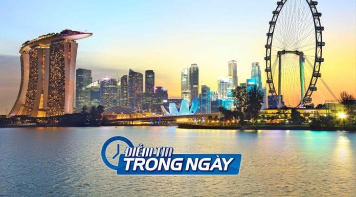 Video Singapore cấm du khách Trung Quốc nhập cảnh đầu Tháng Hai