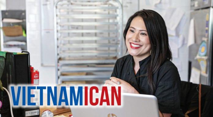 Video VIETNAMICAN - Kim Vũ: Nữ đầu bếp mê kinh doanh