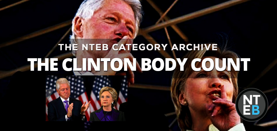 The Clinton Body Count or Dead Pool