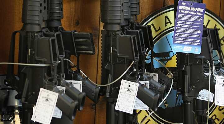 DOJ Releases Biden Gun Confiscation Order Legislation