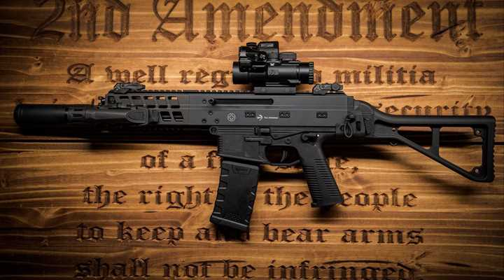 """The Second Amendment Now Comes with Government-Issued """"Harmful Language Alert"""""""