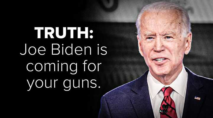 Breaking News! Biden Plan to Combat Rising Crime Includes…Gun Control