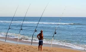 2021 Early Summer Surf Fishing Outing 1