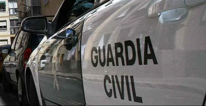 Vehículo de la Guardia Civil. ARCHIVO