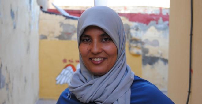 Nora llegó a Melilla cuando tenía diez años para trabajar en casa de una familia, donde fue maltratada. Dos años después, ingresó en un centro de menores en Melilla.- IRENE QUIRANTE