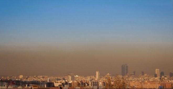 La contaminación atmosférica, responsable de un tercio de los casos de asma infantil en Europa