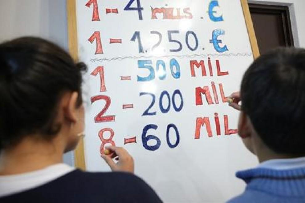 Niños de la Residencia San Idelfonso (Archivo). EUROPA PRESS