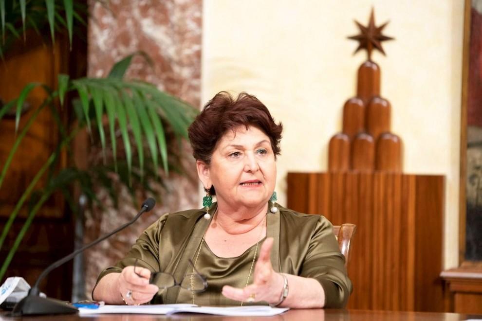 13/05/2020.- La ministra de Agricultura italiana, Teresa Bellanova EFE/EPA/Filippo Attili