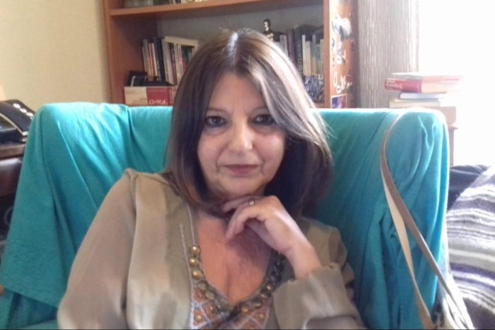 En la imagen, Consuelo García Cid.