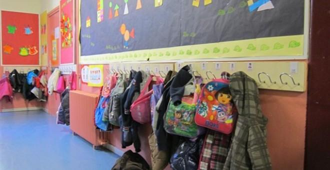 Imagen de archivo de una escuela infantil. EUROPA PRESS