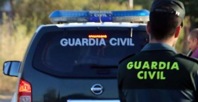 Imagen de un guardia civil. EFE/Archivo