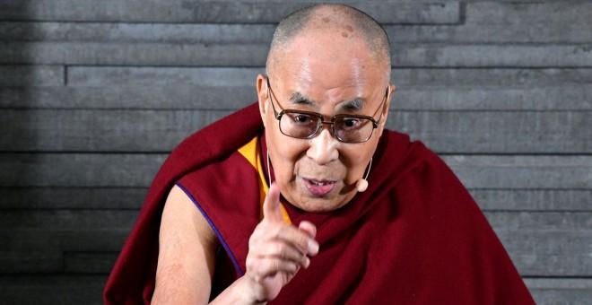El Dalái Lama en una visita a Suecia.- TT News Agency/Johan Nilsson via REUTERS