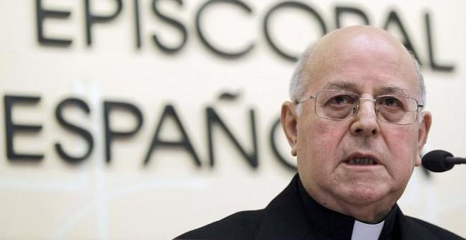 Ricardo Blázquez, actual presidente de la Conferencia Episcopal Española. EFE