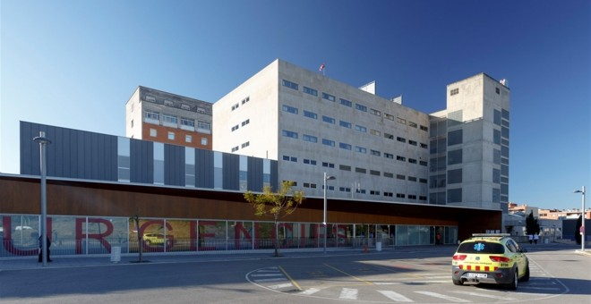 Exterior del Hospital Joan XXIII de Tarragona. / EUROPA PRESS