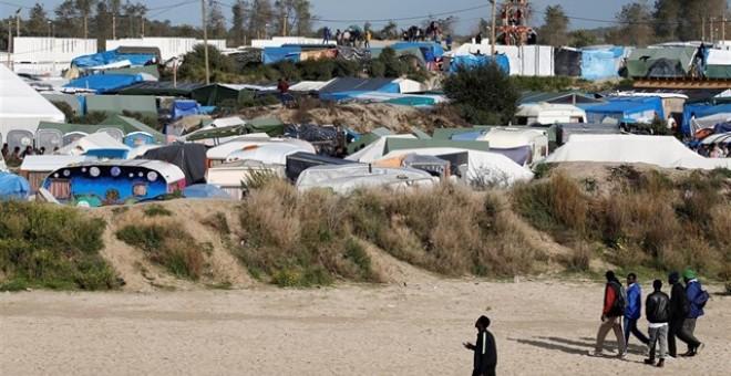 'La Jungla de Calais'./Europa Press