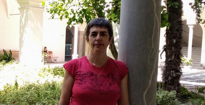 La jurista y victimóloga feminista María del Mar Daza Bonachela.