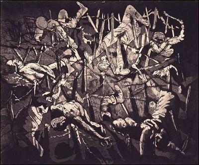 Ce peintre allemand est certainement le plus représentatif de cette période. Traumatisé lui-même par ce qu'il a vécu dans les tranchées, il a notamment gravé «La Danse des morts». De qui s'agit-il ?