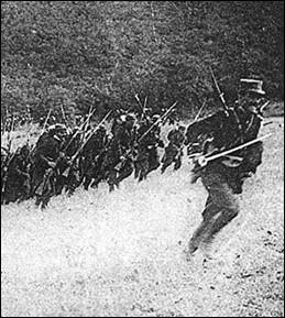 Comment peut-on définir une «guerre de mouvement» ?