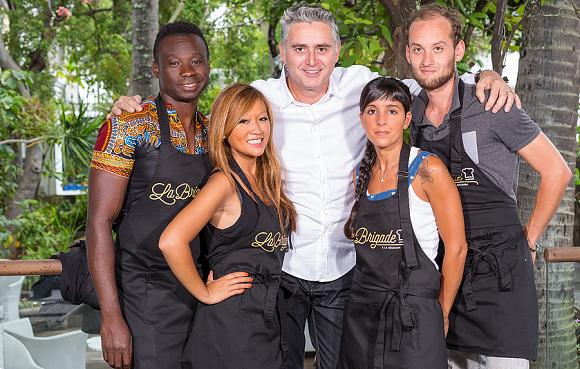 Une Télé réalité culinaire tournée à la Réunion : La Brigade - Réunionnais  du Monde