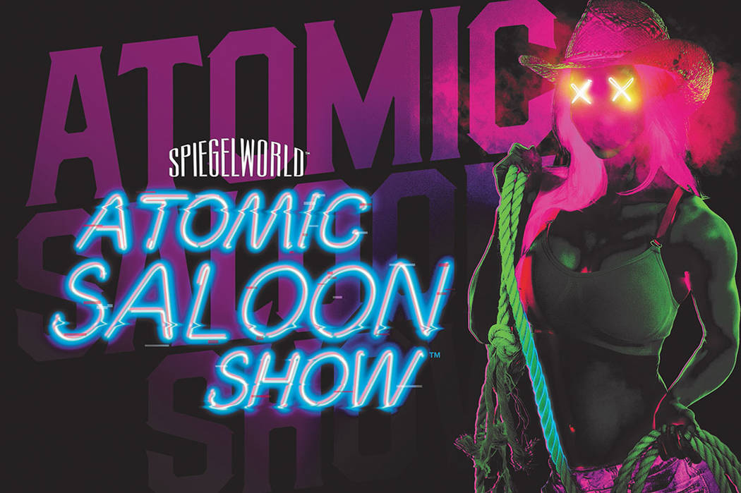"Image result for Spiegelworld ""Atomic Saloon Show"" las vegas"