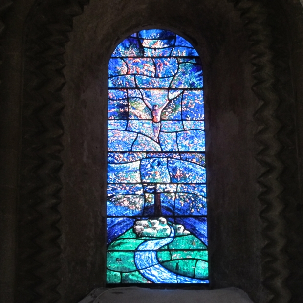 The Flowering Tree - Stained Glass - Work - The Roger Wagner Website