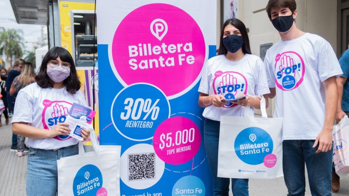 Billetera Santa Fe: canales de reclamos y consultas