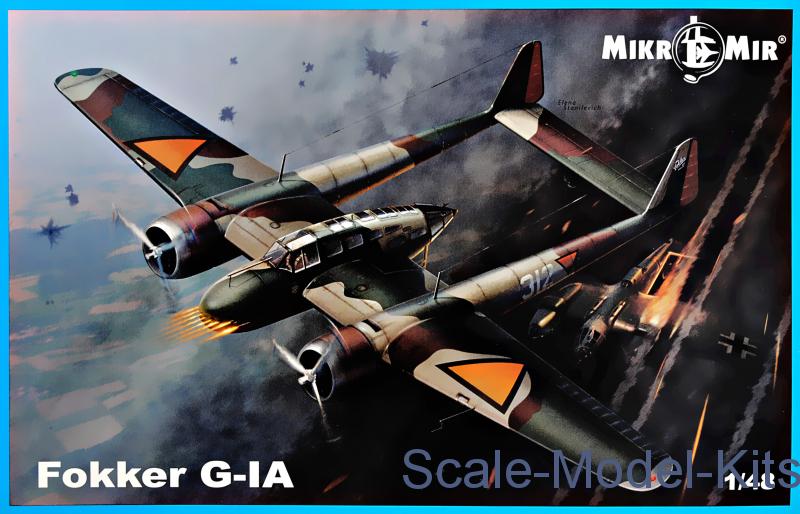 Fokker G-1a