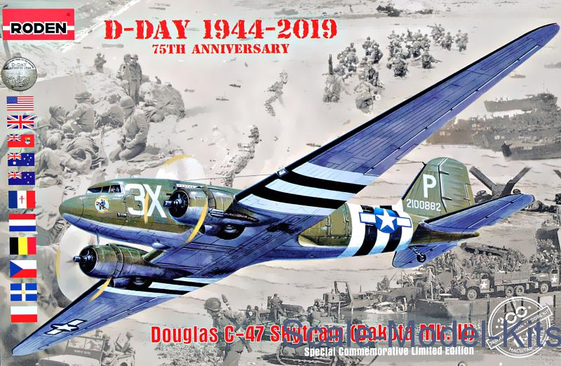 Douglas C-47 Skytrain (Dakota MK.III)