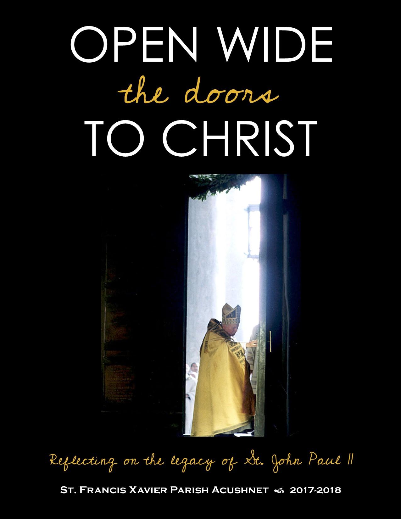 Faith Formation~Adult Education Opportunities - Saint Francis ...
