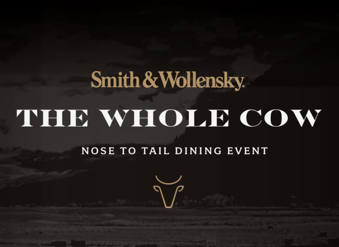 "Image result for ""THE WHOLE COW"" EVENT AT SMITH & WOLLENSKY LAS VEGAS"""