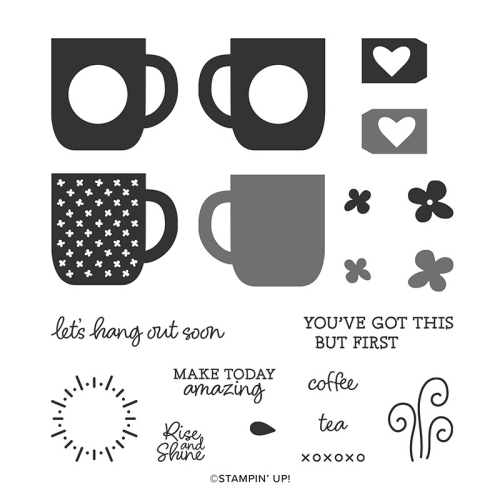 Rise and Shine Stamp Set