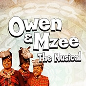 Owen and Mzee Musical Tickets Off Broadway