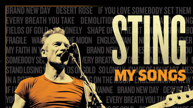 Image result for STING LAS VEGAS MY SONGS