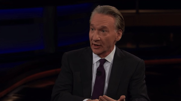 Video: Bill Maher Admits Democrats Are Racists, Taking Us Back To The Jim Crow Era