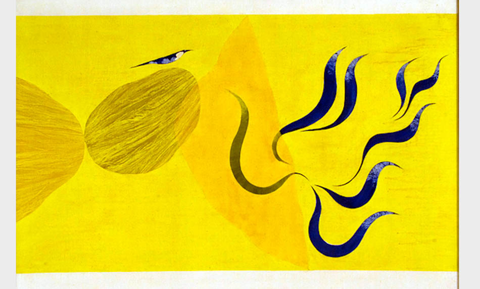 Jagdish Swaminathan (India), Untitled, 1974.