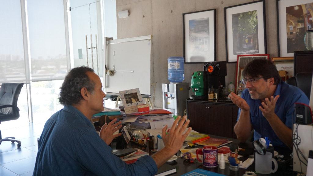Daniel Jadue speaks to Vijay Prashad.