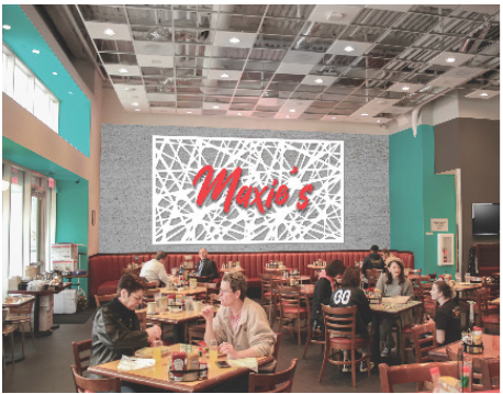 Image result for Maxie's at The LINQ Promenade