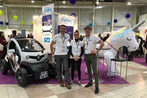 MyCarSpot optimise la gestion des places de parking en entreprise