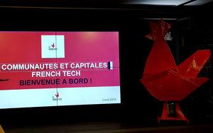 Voici la liste des 13 Capitales et 86 Communautés French Tech