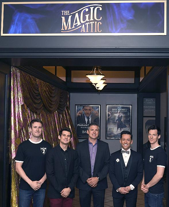 Image result for The Magic Attic bally's las vegas