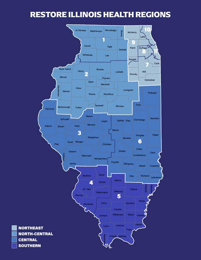 map of illinois in area breakdown see pdf for details